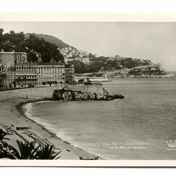 Nice, France...1945 - Photographs