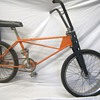 My first old school BMX project