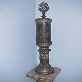 Oscar Bach Lamp - Art Deco