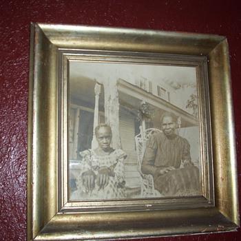 civil war era slave photo - Photographs