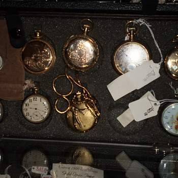 Still got a lot to go Though  - Pocket Watches