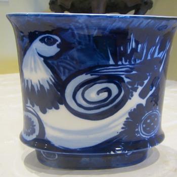 Bjorn Winblad Scores!! - Pottery
