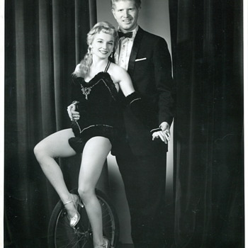 Old Show Business Promo Photo - Photographs
