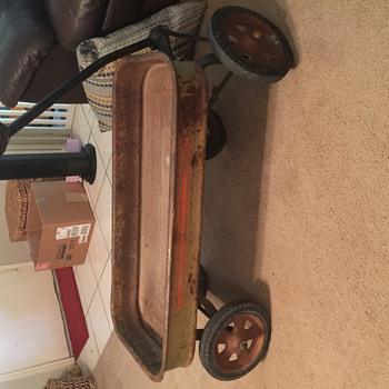 GTO Pull Wagon - Toys