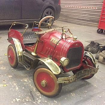 Volunteer fire department - Model Cars