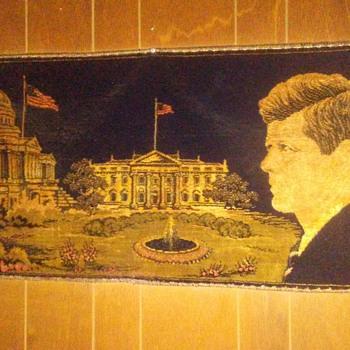 John Fitzgerald Kennedy.... - Politics