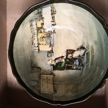 Royal doulton bowl - Pottery