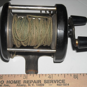 Chief fishing reel?
