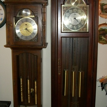 Grandfather and Grandmother clocks - Clocks