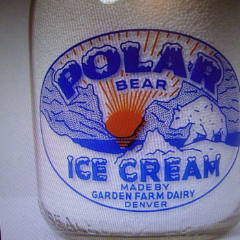 Garden Farm Dairy Devner Colorado 2 Color Quart....