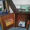 German made treadle sewing machine