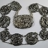 Chinese Silver Dragon Belt