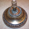 Antique Copper Sunflower Showerhead