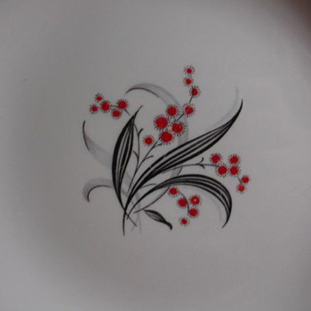 "WEDGWOOD PLATE 10"" ACROSS  unable to find name of pattern."