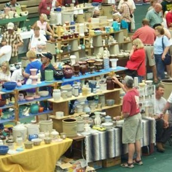 RWCS 2010 Annual Convention - Pottery