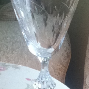 Crystal Glass Set - Glassware