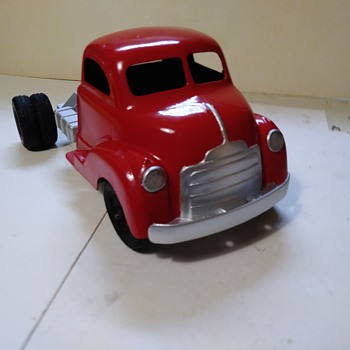 Another Hubley Truck restored - Model Cars