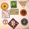 60's and 70's Boy Scout Patches
