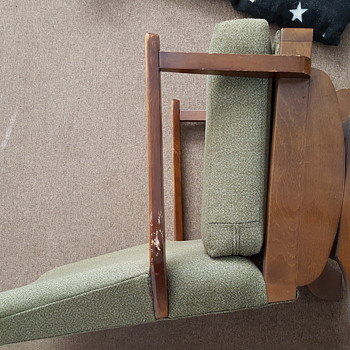 Rocking/Gliding chair - Furniture