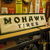 Mohawk tire sign