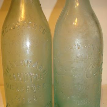 Coca-Cola Bottles - Coca-Cola