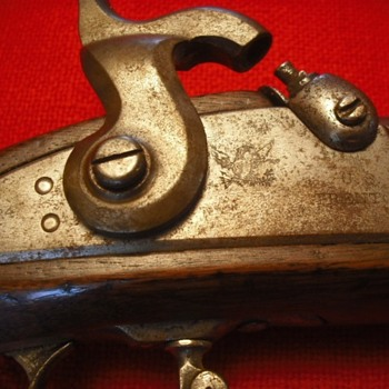 US Model 1861 Musket, Trenton Subcontract - Military and Wartime