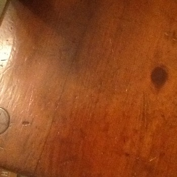 Grandma's Card Table - Furniture