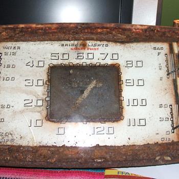 My Antique Gauges - Petroliana