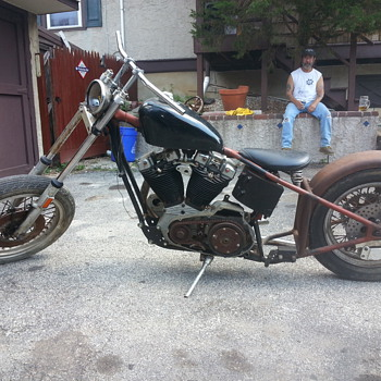 Barn find - Motorcycles