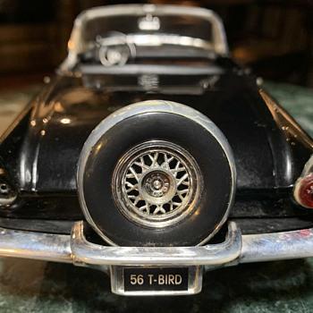 1956 T-Bird - 1990 Revell Model - Model Cars
