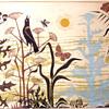 Emmy Lou Packard woodblock print