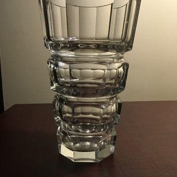 Another Moser Vase at a Great Price! - Art Deco