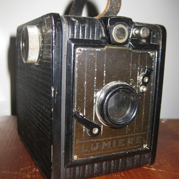 Lumiere ScoutBox camera - Cameras
