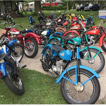Harley davidson Hummers  - Motorcycles