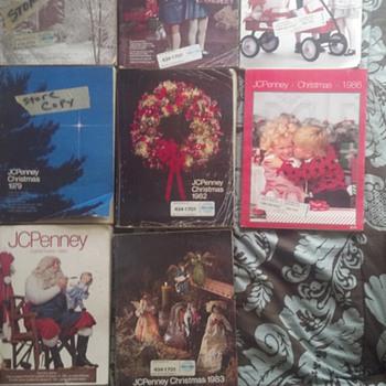 Vintage JCPenney Catalogs