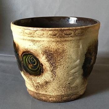 W German pottery  - Pottery