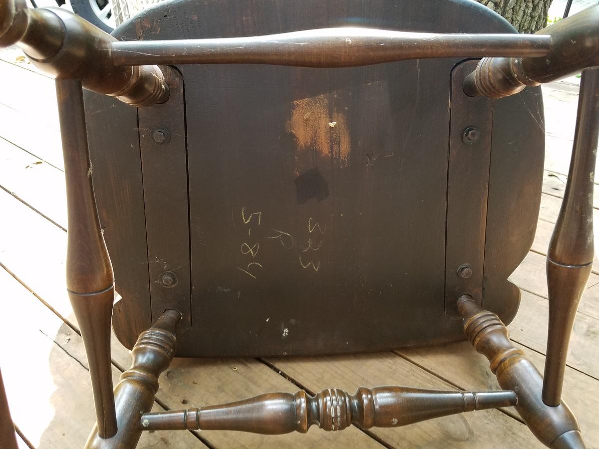 new arrival 83da8 f7e71 Rocking chair Yugoslavia | Collectors Weekly