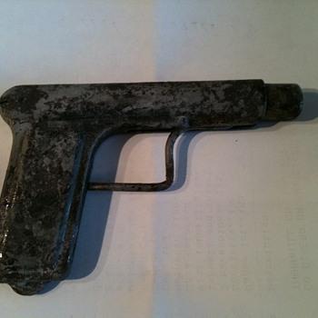 old toy gun - Toys