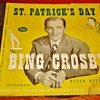 """St. Patrick's Day"" by Bing Crosby"