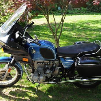BMW R90/6 (1974) - Motorcycles