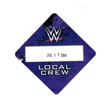 WWE Item... - Medals Pins and Badges