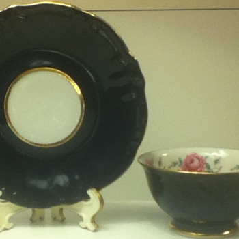 Royal Heidelberg Cup and Saucer Set - China and Dinnerware