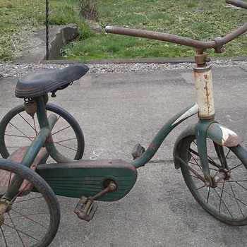 Any info on this tricycle? - Sporting Goods