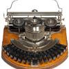 Hammond 1 typewriter - 1890