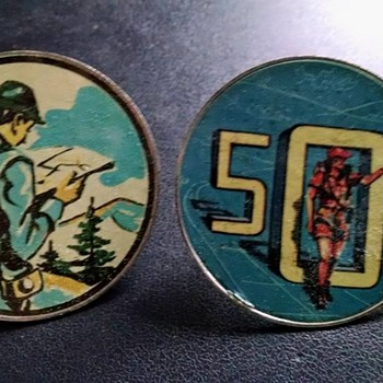 Boy Scouts 50 miler?  - Medals Pins and Badges