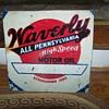 Porcelain Waverly All Pennsylvania High Speed Motor Oil Sign