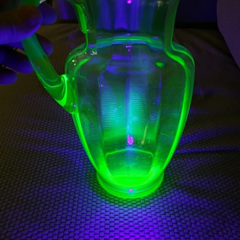 Just Glowing! - Glassware