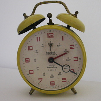 Time Teaching Alarm Clock - Clocks