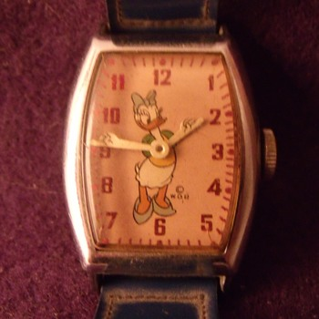 Daisy Duck Wristwatches by US Time/Ingersoll - Wristwatches
