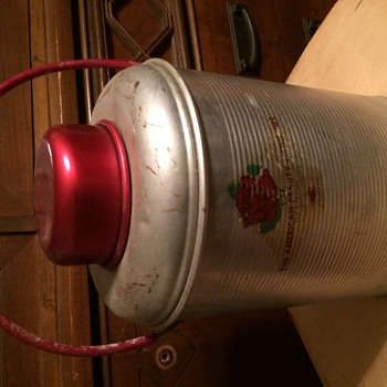 1900's All American Water Jug
